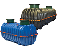 Infiltrator Septic Tanks